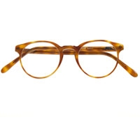 Silver Line Classic P3 Frame in Amber