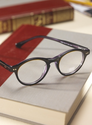 Children's Large P3 Frame in  Black, Honey, and Purple
