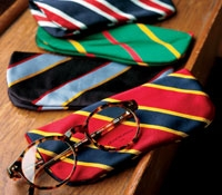 Silk Eyeglass Cases