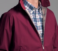 The G-9 Jacket in Burgundy