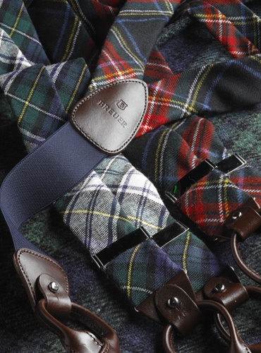 Dress Gordon Tartan Braces