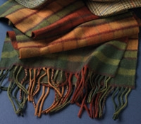 Autumn Buchanan Cashmere Scarf