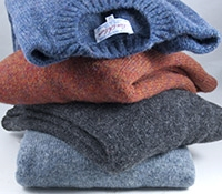 Shetland Crewneck Sweater