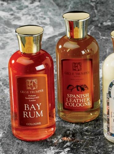 Trumper Cologne and Aftershave Travel Bottles