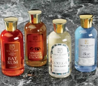 Trumper Cologne and Aftershave Travel Bottles
