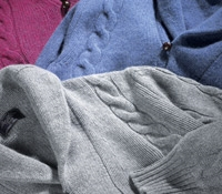 Cashmere Shawl Collar Pullover Sweater