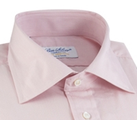 Pink End on End Spread Collar
