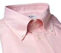 Pink Oxford Summer Weight Shirt