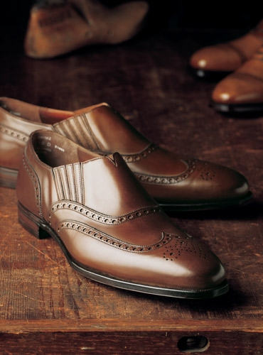 The Petersham in Antique Tan