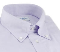 Lavender Oxford Shirt