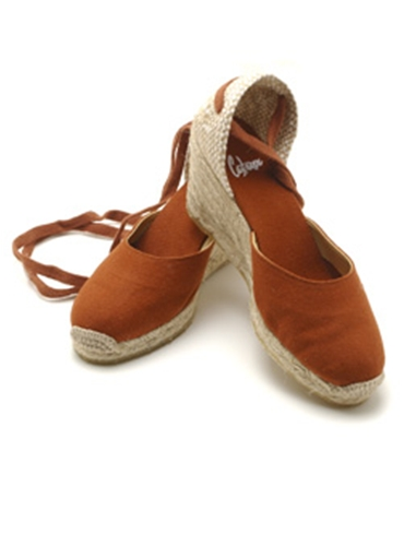 Copper Espadrilles