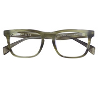Wentworth Bold Rectangular Frame in Khaki
