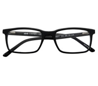 Bold Rectangular Children's Frame in Black