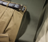 English Drill Trousers