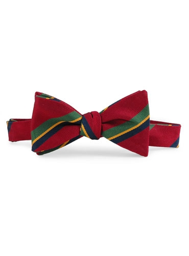 Cardinal Red,Oxford,Marigold,Green Bow