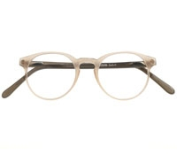 Silver Line Deep P3 Frame in Matte Shell and Tortoise