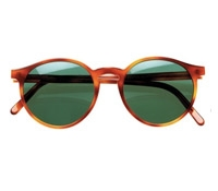 Pantheon Sunglasses in Amber