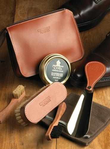 Crockett & Jones Shoe Shine Kit