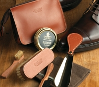 Crockett & Jones Shoe Shine Kit