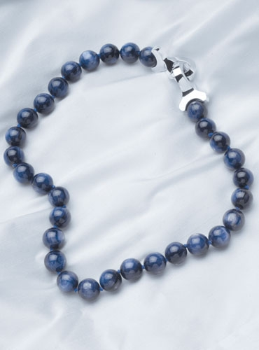 Cyanite Necklace