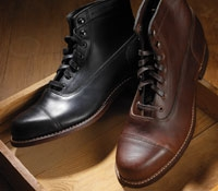 Rockford Cap Toe Boot
