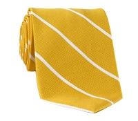 Mogador Thin Bar Stripe Tie in Sun