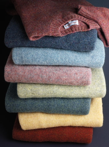 Authentic Shetland Sweaters
