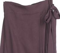 Marie Meunier Nebuleuse Skirt in Purple
