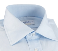 Blue Broadcloth Shirt
