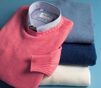 Cashmere Crewneck Pullover Sweaters