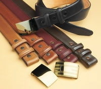 Calfskin Straps And Removable Buckles