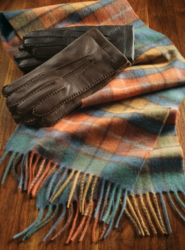 Cashmere Antique Buchannan Scarf