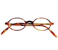 Oval Frame in Paris Tortoise