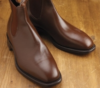 R.M. Williams Boots in Dark Tan