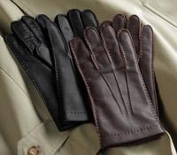 Cashmere Lined Deerskin Gloves