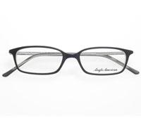 Thin Rectangular Frame in Black