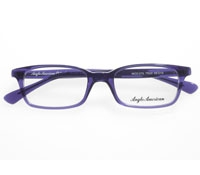 Small Rectangular Frame in Blue