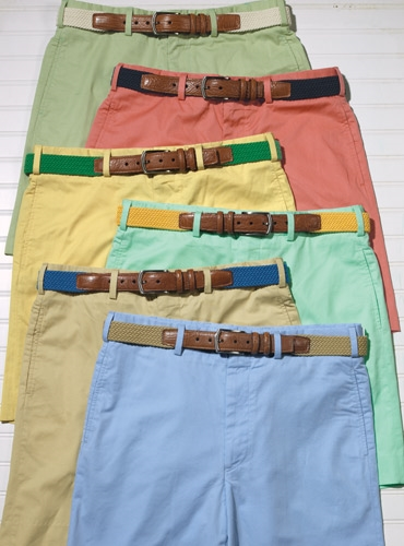 Brushed Cotton Shorts