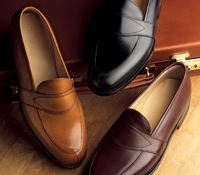 The Savannah Loafers in Calfskin Leathers