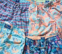 Charleston Trunks for Men and Boys