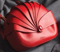 Calf Leather Shell Handbags