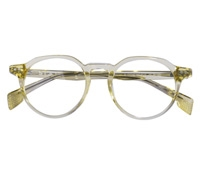 Elston Semi-Round Frame in Wheat