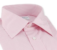 Thin Pink Stripe Shirt