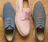Men's Suede Buck