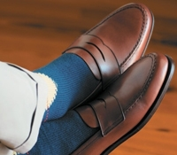 e1352e72f43 The Harvard Loafer in Burnished Chestnut