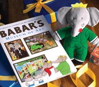Babar Toy And Book