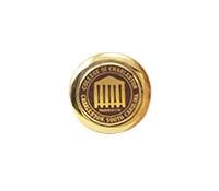 College Of Chas Blazer Button