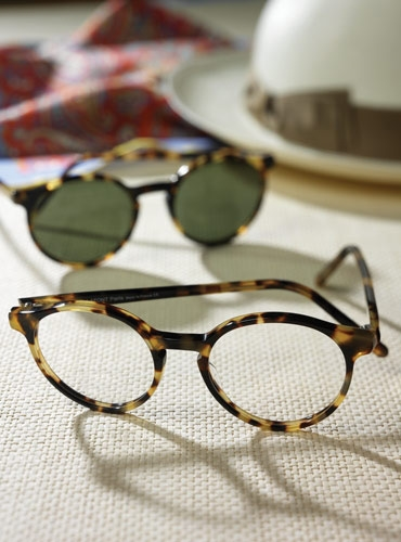 Lafont Pantheon Frame in Oxford Tortoise