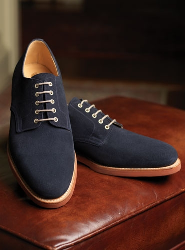 The Bermuda Buck in Navy