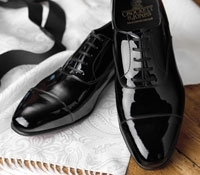 The Chatham Patent Cap Toe, in E width